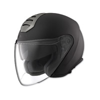 Schuberth M1 London Matte Black Open Face Helmet