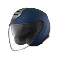 Schuberth M1 Paris Blue Open Face Helmet