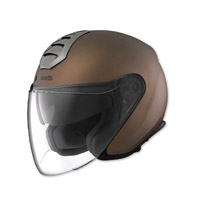 Schuberth M1 Madrid Metal Open Face Helmet