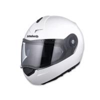 Schuberth C3 Pro Gloss White Modular Helmet