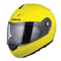 Schuberth C3 Pro Hi-Viz Yellow Modular Helmet
