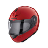 Schuberth C3 Pro Racing Red Modular Helmet