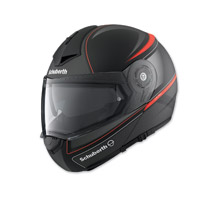Schuberth C3 Pro Dark Orange Modular Helmet