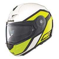Schuberth C3 Pro Observer Yellow Modular Helmet