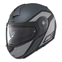 Schuberth C3 Pro Observer Gray Modular Helmet