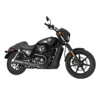 TAB Performance 4″ Black with Chrome Tip Mufflers