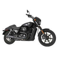 TAB Performance 4″ Black with Black Tip Mufflers