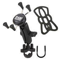 Ram Mount X-Grip Handlebar Rail Mount Kit