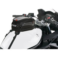 Nelson-Rigg CL-2014-ST Journey Mini Tank Bag with Strap Mount