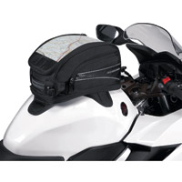 Nelson-Rigg CL-2014-MG Journey Mini Tank Bag with Magnetic Mount