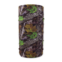 ZAN headgear Forest Camo Motley Tube