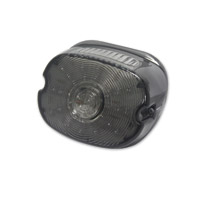 LED Laydown Taillight with Smoke Lens