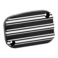 Arlen Ness Black 10-Gauge Front Master Cylinder Cover