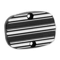 Arlen Ness Black 10-Guage Rear Master Cylinder Cover