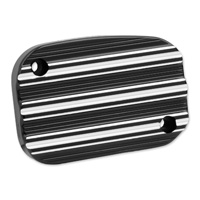 Arlen Ness Black 10-Gauge Hydraulic Clutch Master Cylinder Cover