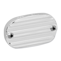 Arlen Ness Chrome 10-Guage Rear Master Cylinder Cover