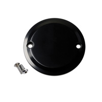 Joker Machine Smooth Black 2 Hole Point Cover