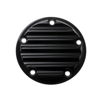 Joker Machine Finned Black 5 Hole Point Cover