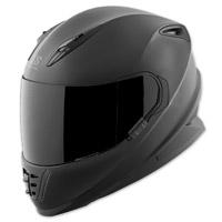 Speed and Strength SS1310 Under The Radar Matte Black Full Face Helmet