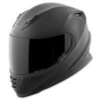 Speed and Strength SS1310 Under The Radar Matte Black Full Face Helmet
