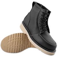 Speed and Strength Men's Overhaul Black Boots