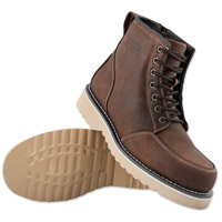 Speed and Strength Men's Overhaul Brown Boots