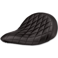 Biltwell Inc. Black Diamond Stitch Slimline Seat