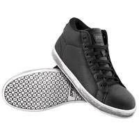 Speed and Strength Men's Soul Shaker Black Moto Shoes