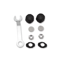 Hardbagger TPMS Bluetooth 4 Piece External Set 100PSI
