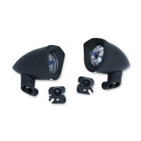 Kuryakyn Satin Black Driving Lights