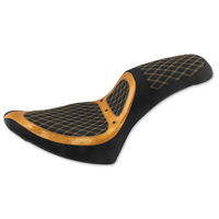 Mustang Revere Gold Metal Flake Runner Vent 2-Up Seat
