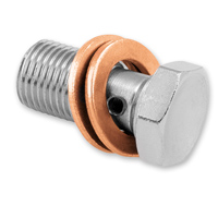 Twin Power 3/8″-24 Banjo Bolt