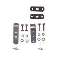 V-Twin Manufacturing Solo Seat Auxiliary Spring Clip Kit