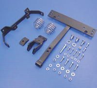 V-Twin Manufacturing Solo Seat Mounting Kit