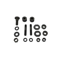 Colony OEM Parkerized Solo Hardware Kit