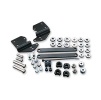 Kuryakyn Quick Release Attachment Kit for Transformer Backrest