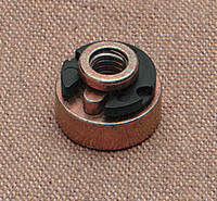 J&P Cycles Seat Mount Nut Kit for Rear Fender