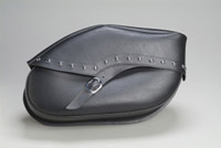 Willie & Max Studded Revolution Throwover Saddlebag - Small