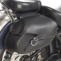 Willie & Max Standard Revolution Throwover Saddlebag - Small