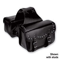Carroll Leather Throwover Saddlebags