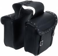 Carroll Leather Small Saddlebags