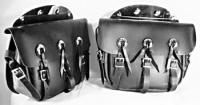 Pac-Kit 1936 Style Knuckle Saddlebags