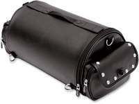 Saddlemen Studded Roll Sissy Bar Bag
