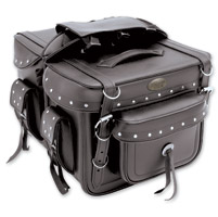 All American Rider Detachable Box-Style Saddlebags