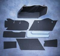 Drag Specialties Saddlebag Liner Kit