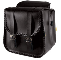 Willie & Max Braided Collection Saddlebags