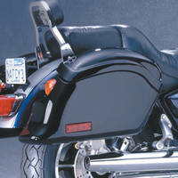 National Cycle CruiseLiner Hard Pocket Back Saddlebags