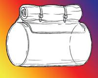 T-Bags Rainliner For Top Roll Bag