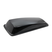 V-Twin Manufacturing Left Side Saddlebag Lid