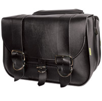 Willie & Max Standard Collection Mechanic Saddlebags